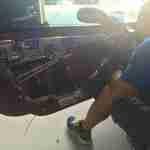 2000 Corvette OTS Mobile Audio Sound Deadening 6