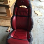Corvette Seat Cover After