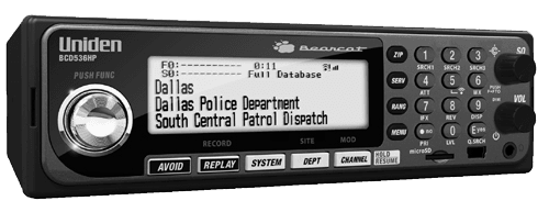 Police Scanners Installed | Oldsmar, FL | OTS Mobile Audio
